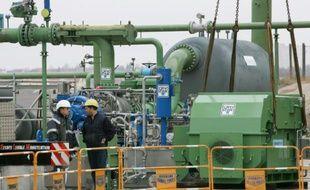 Centrale de géothermie profonde à Rittershoffen, au nord de Strasbourg, un projet présenté comme une première mondiale