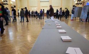 Strasbourg des milliers d électeurs apprennent devant l urne qu
