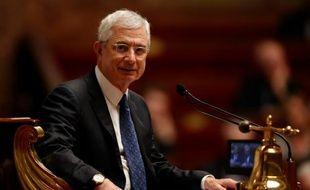 """Thomas Thévenoud raconte """"la guerre"""" menée par Manuel Valls réclamant sa démission de l'Assemblée, à l'inverse du soutien du président de l'Assemblée nationale Claude Bartolone"""