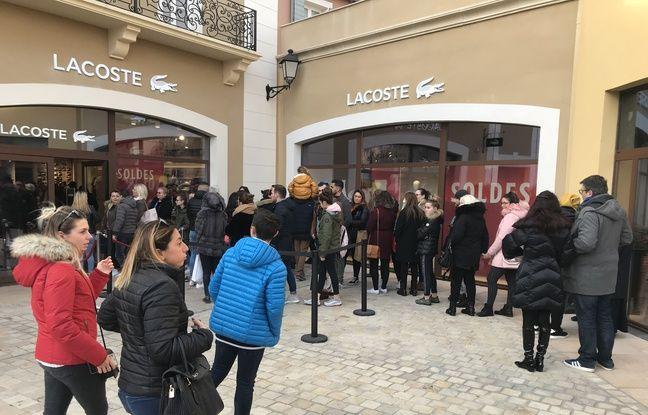 Bouches-du-Rhône: Record de fréquentation pour le village des marques, malgré les «gilets jaunes»