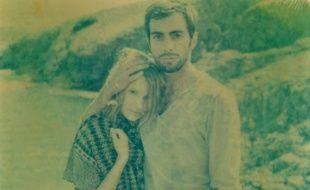 Mark Daumail et Morgane Imbeaud du groupe Cocoon,