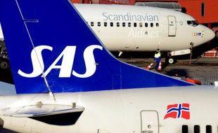 La compagnie aérienne SAS a annoncé jeudiavoir réalisé un bénéfice sur son exercice 2012-2013 (clos fin octobre), le premier depuis 2007, malgré une pression accrue sur les prix des billets.