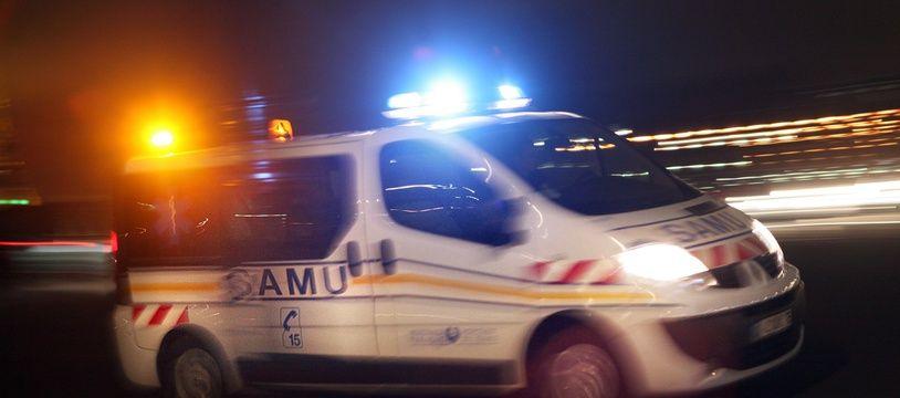 Jérôme. B. est mort sur le parking de l'hôpital d'Orsay alors qu'il était au téléphone avec le Samu.