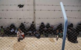 Le camp d'Al-Hol est géré par l'administration semi-autonome kurde qui contrôle une grande partie du nord-est de la Syrie
