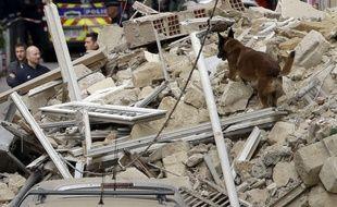Un troisième immeuble s'est effondré à Marseille.