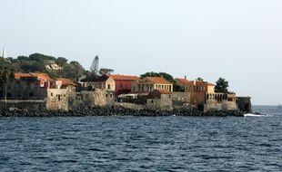 L'île de Gorée, au large de Dakar. (archives)