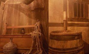 Quelques images des salles de Prizoners à Castelnau-le-Lez.