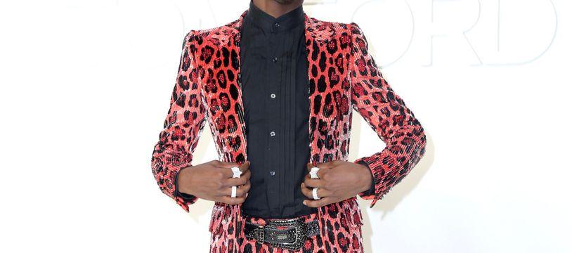 Le chanteur Lil Nas X