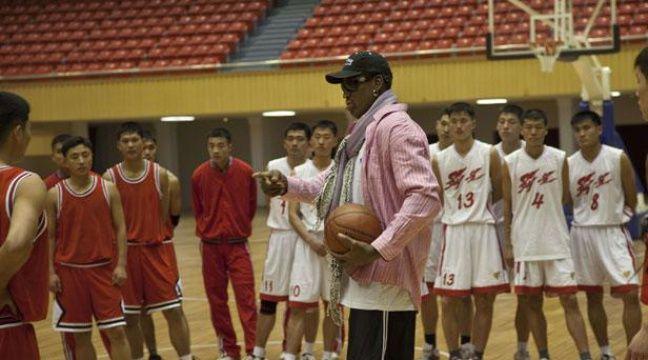Dennis Rodman raconte ses vacances en Corée du Nord