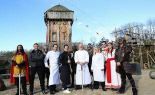 Top Chef (M6) au Puy du Fou
