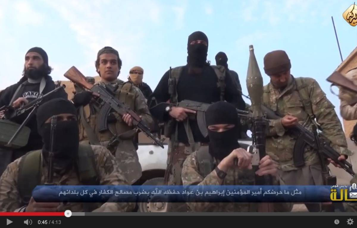 Capture d'écran youtube. Image de propagande. – 20 Minutes