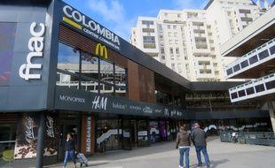 Avec ses 70 boutiques, le centre Colombia accueille chaque année 8,5 millions de visiteurs.