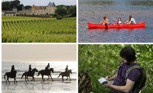 En Gironde, on ne manque pas d'activités.