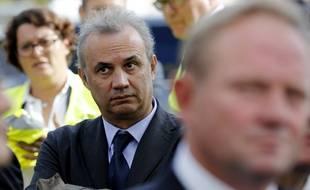 Bruno Roger-Petit est porte-parole de l'Elysée depuis septembre 2017.