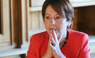 Adeline Hazan, contrôleure générale des lieux de privation de liberté.