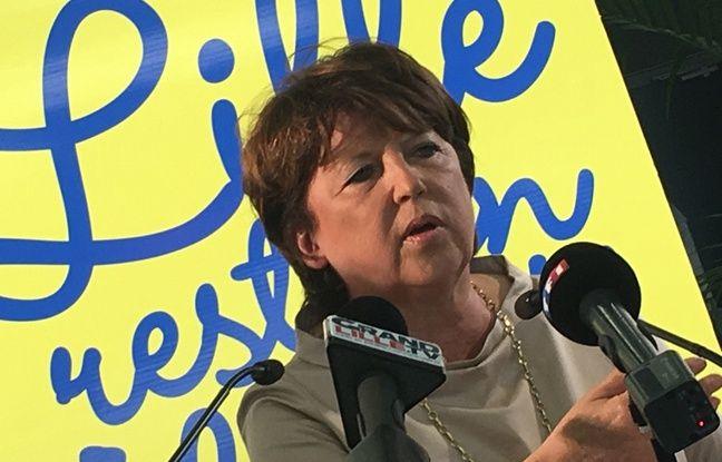Martine Aubry, le 19 août 2016