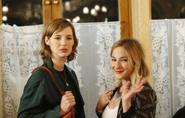 Louise Bourgoin et Marilou Berry dans Sous le même toit de Dominique Farrugia