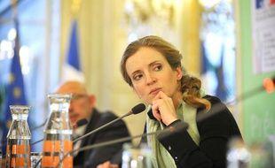 Nathalie Kosciusko-Morizet, ministre de l'Ecologie, le 27 janvier 2011.