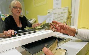 La majorité des objets déposés au Crédit Municipal de Nantes sont des bijoux.
