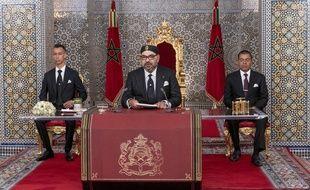 Mohammed VI lors d'une précédente déclaration à Tetouan, le 29 juin 2019. Photo fournie par l'agence MAP.