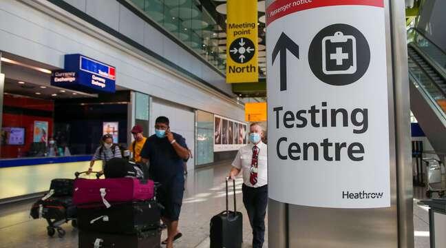 Coronavirus au Royaume-Uni : Les voyageurs vaccinés en provenance de l'UE et des Etats-Unis dispensés de quarantaine