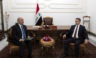 Adnan al-Zurfi, nommé Premier ministre, a jeté l'éponge.