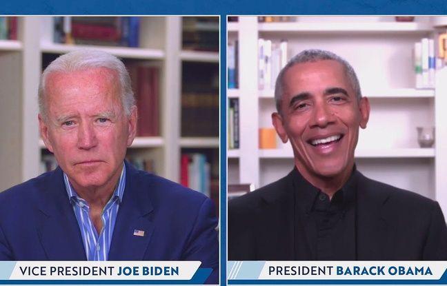 Barack Obama aide Joe Biden à lever 11 millions de dollars sur Internet