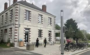 Une vingtaine de bâtiments militaires ont été conservés dans le nouveau quartier Mellinet à Nantes