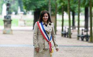 Anne Hidalgo (PS) et et David Belliard (EELV) trouvent un accord pour le second tour des municipales à Paris