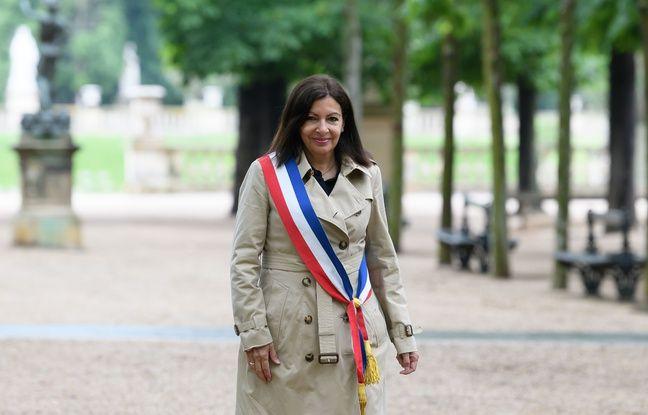 Municipales à Paris: La maire PS Anne Hidalgo va former une coalition avec EELV pour le second tour