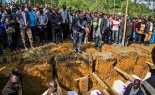 Les deux hommes sont accusés d'avoir directement participé au massacre de centaines voire de milliers de Tutsi en avril 1994.