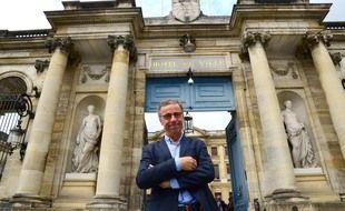 Pierre Hurmic (EELV) ne s'attendait pas lui-même à être élu.