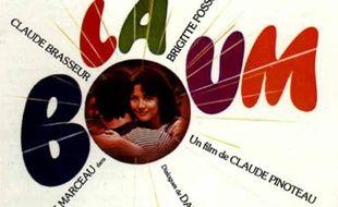 Affiche de«La Boum» de Claude Pinoteau (1980)