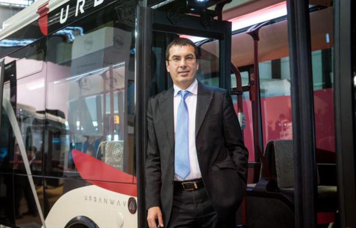 Jean-Pierre Farandou, président de Keolis – S.ORTOLA/20MINUTES