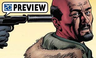 «Kingsman, services secrets» (extrait du comic)