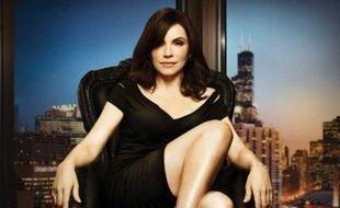 Julianna Margulies dans une campagne de CBS pour «The Good Wife»