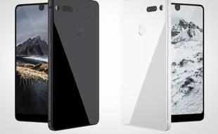 L'Essential Phone est le premier smartphone de la start-up du créateur d'Android, Andy Rubin.