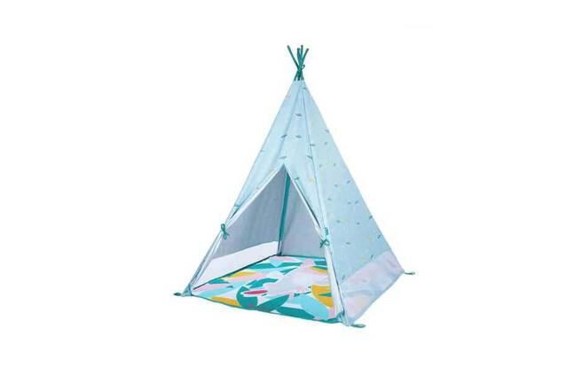 Tente anti-UV pour bébé Badabulle Tipi Jungle
