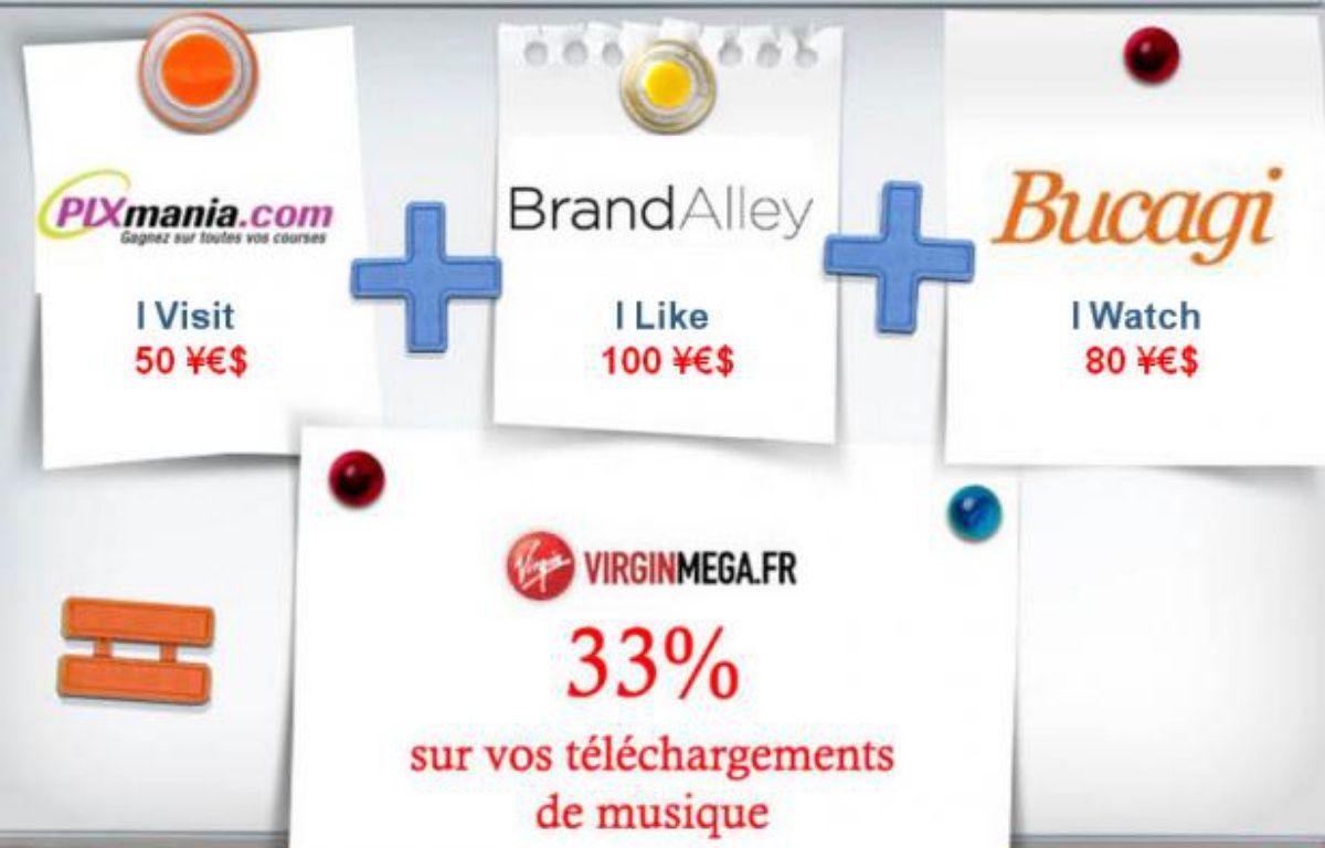 Page d'accueil de YesIbank,«la première monnaie du web», lancée le 10 avril 2012. – Capture d'écran de YesIbank