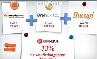 Page d'accueil de YesIbank,«la première monnaie du web», lancée le 10 avril 2012.
