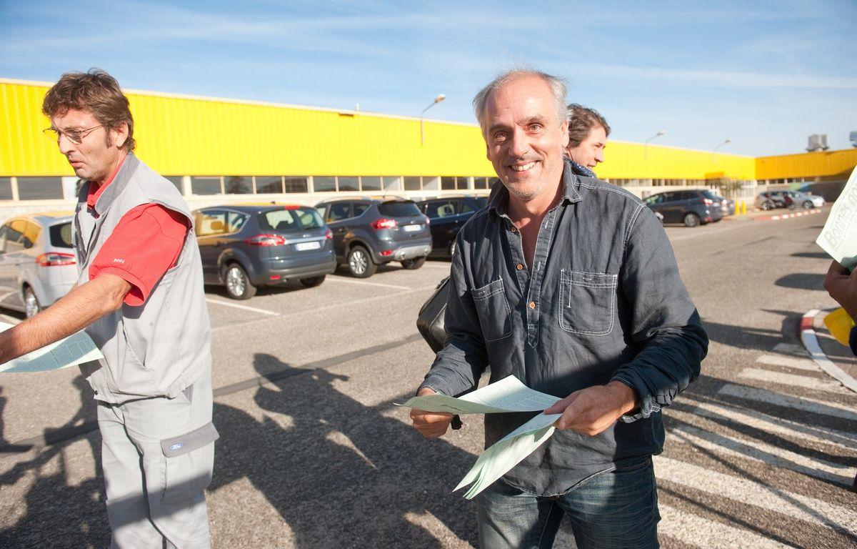 Les salariés sont inquiets pour l'avenir du site de Ford à Blanquefort. - Photo : Sebastien Ortola – S. ORTOLA / 20 MINUTES