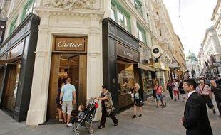 Incarnation de la culture et des traditions, Vienne est en train de se transformer en temple du luxe dans l'espoir de fidéliser la riche clientèle arabe, russe et asiatique, mais aussi autrichienne.