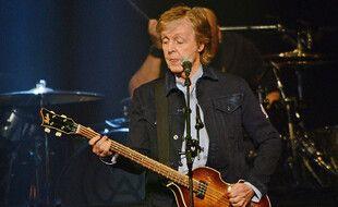 L'artiste Paul McCartney