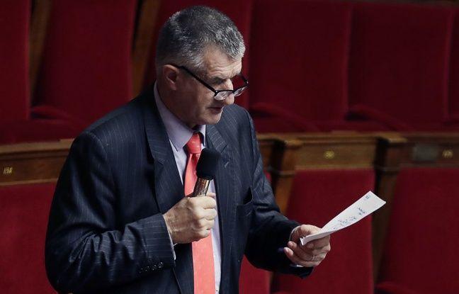 VIDEO. En gilet jaune, le député Lassalle provoque une brève suspension de séance à l'Assemblée