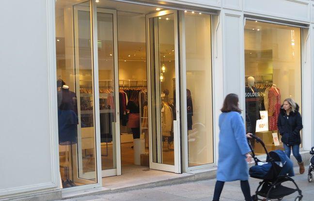 Mais pourquoi les commerces laissent-ils leurs portes ouvertes, même par grand froid?
