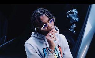 Le rappeur Koba LaD empile les millions de vues sur YouTube.