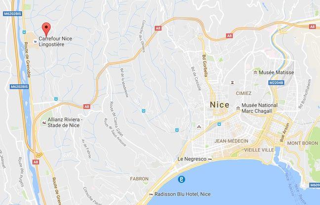 La septuagénaire a été retrouvée dans l'ouest de Nice