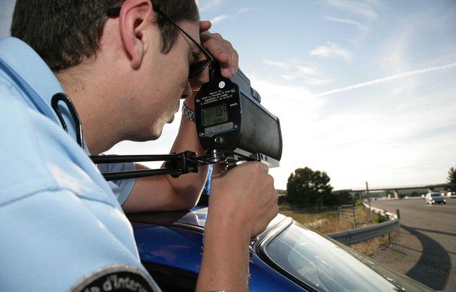 Nantes: Deux chauffards contrôlés à plus de 50 km/h au dessus de la limite autorisée