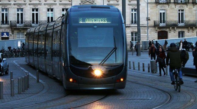 A Bordeaux, un cycliste percuté par un tramway est décédé