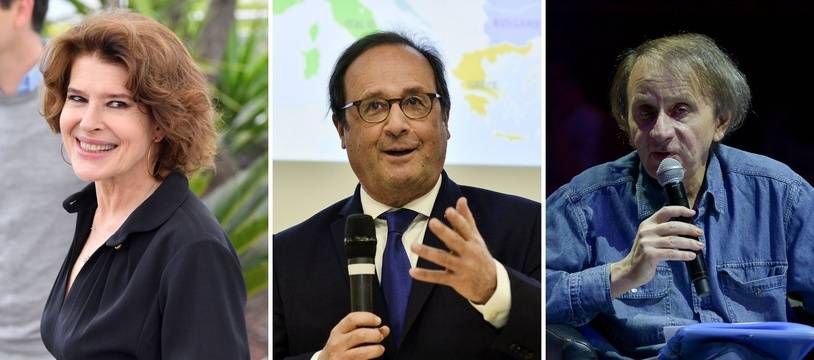 François Hollande, Michel Houellebecq et Fanny Ardant invités aux Francofolies